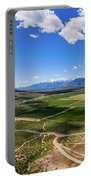 Carson Valley Panorama Portable Battery Charger