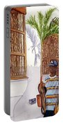 Cartagena Peddler I Portable Battery Charger