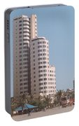 Cartagena Towers Portable Battery Charger