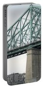 Cartier Bridge Day Portable Battery Charger