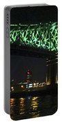 Cartier Bridge Night Portable Battery Charger
