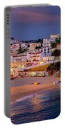 Carvoeiro In The Evening Portable Battery Charger