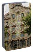 Casa Batllo In Barcelona, Spain Portable Battery Charger