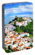 Casares From Laura's View Portable Battery Charger