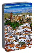 Casares From Signal Hill Portable Battery Charger