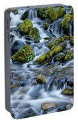Cascade Of Many Waters Portable Battery Charger