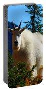 Cascade Range Mountain Goat Portable Battery Charger