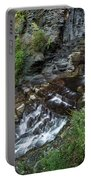 Cascadilla Falls Creek Gorge Trail Giant's Staircase Portable Battery Charger