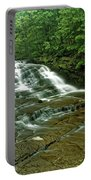 Cascadilla Gorge Falls Portable Battery Charger