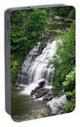 Cascadilla Waterfalls Cornell University Ithaca New York 03 Portable Battery Charger