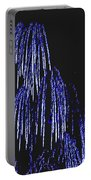 Cascading Fireworks Portable Battery Charger by DigiArt Diaries by Vicky B Fuller
