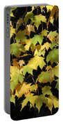 Cascading Leaves Portable Battery Charger