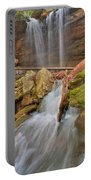 Cascading Waterfall Portable Battery Charger