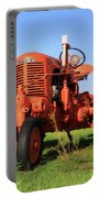 Case Tractor Portable Battery Charger