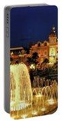 Casino De Monte Carlo-circa 2005 Portable Battery Charger