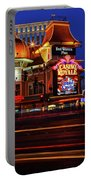 Casino Royale Portable Battery Charger