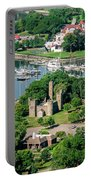 Castle At Glen Island Portable Battery Charger