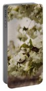 Castle Blossoms Portable Battery Charger