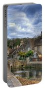 Castle Combe England Portable Battery Charger