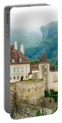 Castle In The Mist Portable Battery Charger