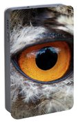 Castle In The Owl's Eye Portable Battery Charger