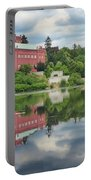 Castle On The Lake Portable Battery Charger