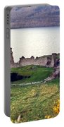 Castle Ruins Scotland Portable Battery Charger