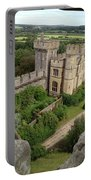 Castle Within A Frame Portable Battery Charger