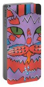 Cat Attack Portable Battery Charger