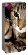 Cat Card Portable Battery Charger