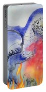 Cat Dragon Portable Battery Charger