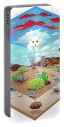 Cat In The Box Portable Battery Charger