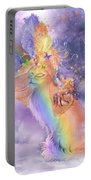 Cat In The Dreaming Hat Portable Battery Charger