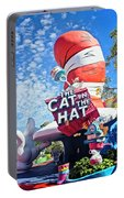 Cat In The Hat Series 2999 Portable Battery Charger