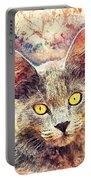 Cat Kiara Portable Battery Charger