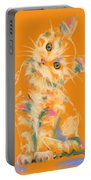 Cat Kitten Lou Portable Battery Charger