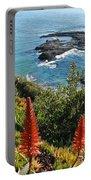 Catalina Island Coastline Portable Battery Charger