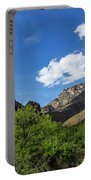 Catalina Mountains In Tucson Arizona Portable Battery Charger