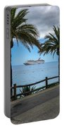 Catalina Palms Portable Battery Charger