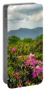 Catawba Rhododendrons Portable Battery Charger