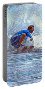 Catching The Wave Portable Battery Charger