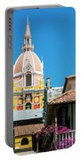 Catedral De Cartagena Portable Battery Charger