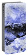 Catfish Blue Portable Battery Charger