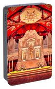 Cathedral Basilica Of St. Augustine Portable Battery Charger