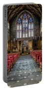Cathedral Entrance Portable Battery Charger