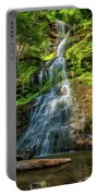 Cathedral Falls - Paint Portable Battery Charger
