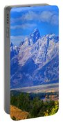 Cathedral Group Impressions Portable Battery Charger