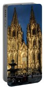Cathedral In Cologne  Portable Battery Charger