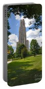 Cathedral Of Learning University Of Pittsburgh Portable Battery Charger