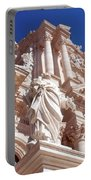 Cathedral Of Siracusa Portable Battery Charger